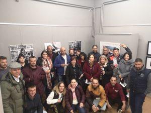 Επίσκεψη στην Γκαλερί Τύρβη στο Μεσολόγγι